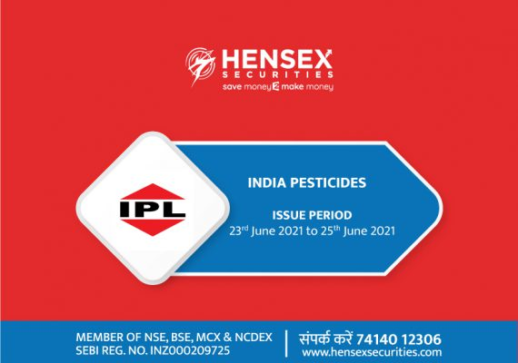 Indian Pesticides Limited IPO for July 21